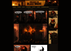 blastwave-comic.com