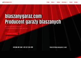 blaszanygaraz.com