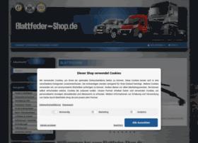 blattfeder-shop.de