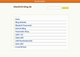 blaulicht-blog.de