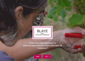 blaye-au-comptoir-paris.com