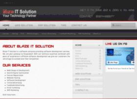 blazeitsolution.com