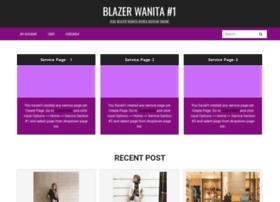 www.blazerwanita.com Visit site