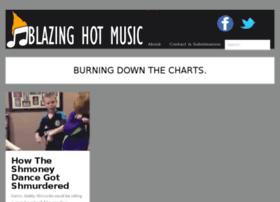 blazinghotmusic.com