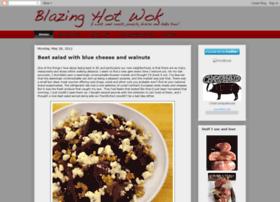 blazinghotwok.com