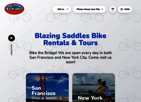 Blazingsaddles.com