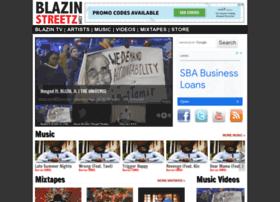 blazinstreetz.com
