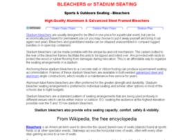 bleacher-stadium-seats.com