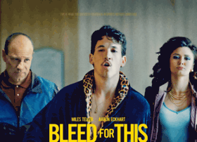 bleedforthisfilm.com