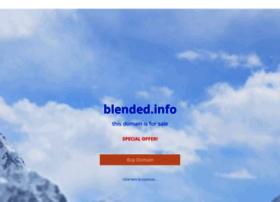 blended.info