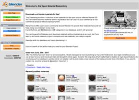 blender-materials.org