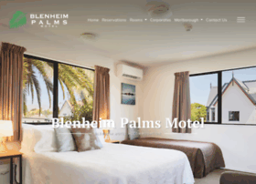 blenheimpalmsmotel.co.nz