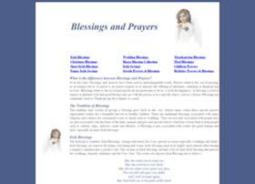 blessings-and-prayers.org.uk