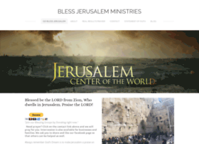 blessjerusalem.com