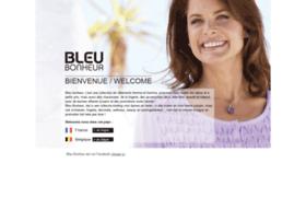 bleu-bonheur.com