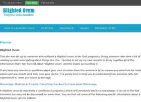 blighted-ovum.com