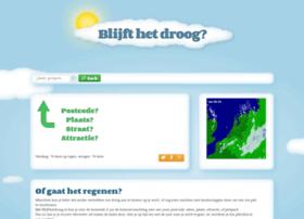 blijfthetdroog.nl