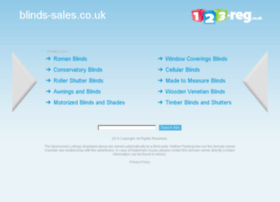 blinds-sales.co.uk