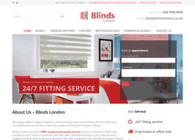 blindslondon.co.uk