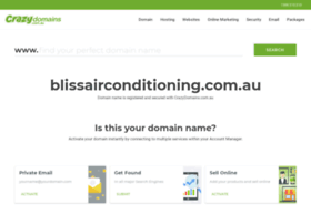 blissairconditioning.com.au