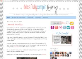 blissfullysimpleliving.blogspot.com