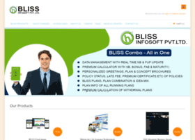 blissinfosoft.com