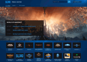 blizzard.gamespress.com