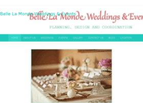 blmweddingsandevents.com