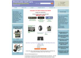 blockbustergolfcarts.com