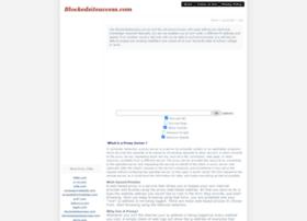 blockedwebsitesaccess.com