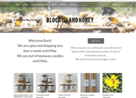 blockislandhoney.com