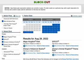 blockoutdates.disney.com