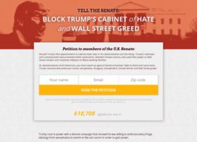 blocktrumpscabinet.com