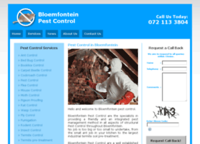 bloemfonteinpestcontrol.co.za
