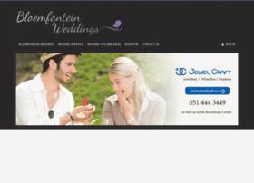 bloemfonteinweddings.com