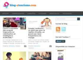blog-etourisme.com
