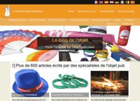 blog-objets-publicitaires.fr