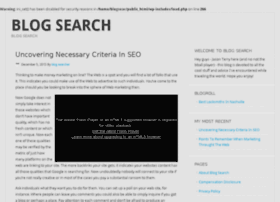 blog-search.net