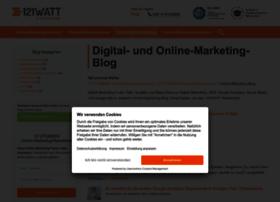 blog.121watt.de
