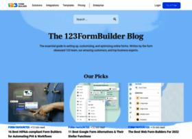 blog.123contactform.com