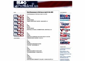 blog.4president.org