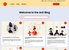 blog.act.com