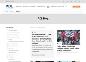 blog.adl.org