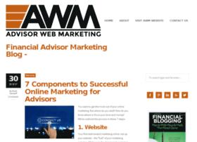 blog.advisorwebmarketing.com