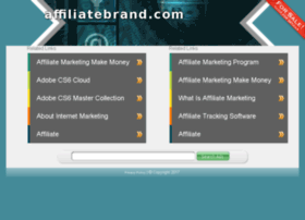 blog.affiliatebrand.com