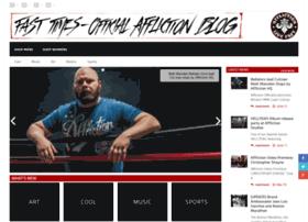 blog.afflictionclothing.com