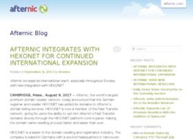 blog.afternic.com