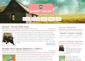 blog.ahmetguler.net