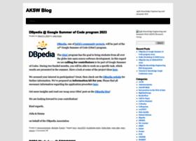 blog.aksw.org