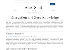 blog.alexsmith.io